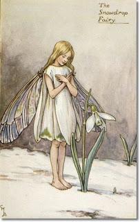 Cicely Mary Barker (1895 - 1973): Hóvirág tündér