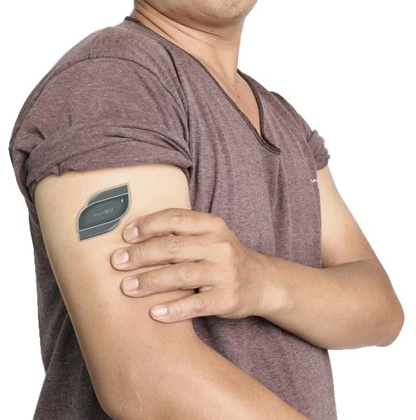 SugarBEAT - vércukormérő-tapasz Fotó: Nemaura Medical